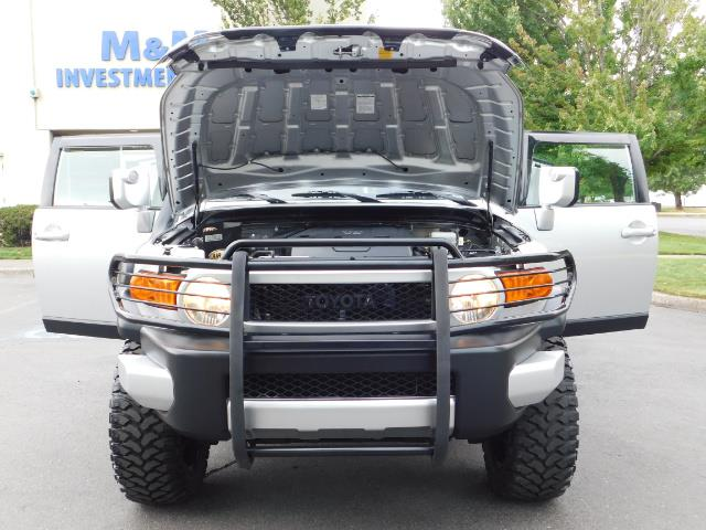 "2007 Toyota FJ Cruiser 4WD V6 DIFF LOCK 20 "" WHEELS LIFTED - Photo 30 - Portland, OR 97217"