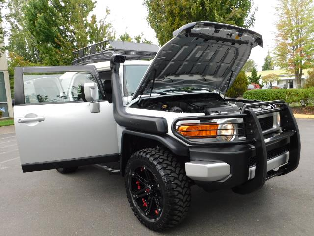 "2007 Toyota FJ Cruiser 4WD V6 DIFF LOCK 20 "" WHEELS LIFTED - Photo 29 - Portland, OR 97217"