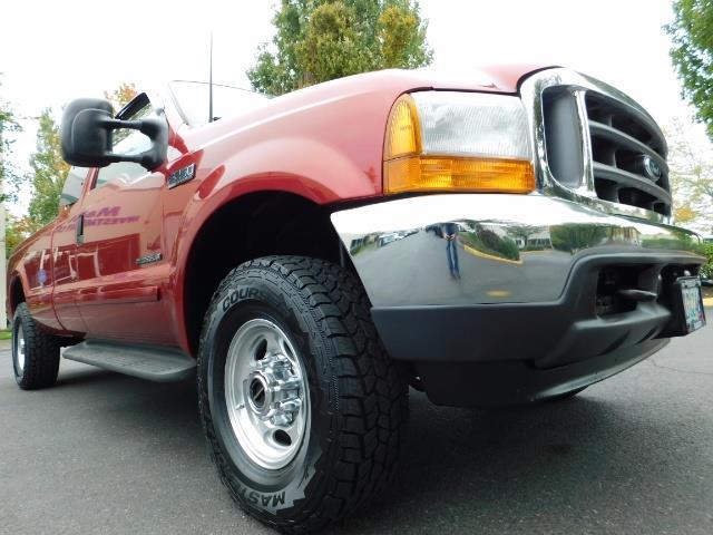 2001 Ford F-250 Lariat Super Duty 4Dr / 4X4 / 7.3L DIESEL /Leather - Photo 10 - Portland, OR 97217