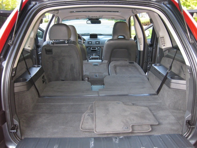 2005 Volvo Xc90 2 5t Turbo Navigation 3rd Row Seat