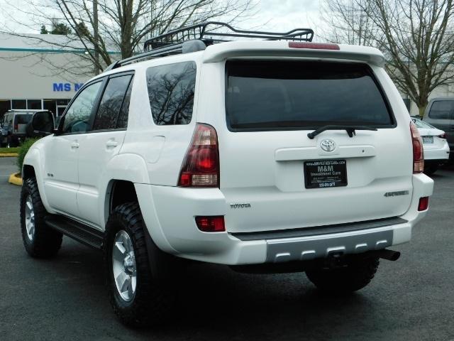 "2004 Toyota 4Runner SR5 SPORT 4X4 6CYL 3RD ROW SEAT LIFTED 33 "" MUD - Photo 6 - Portland, OR 97217"