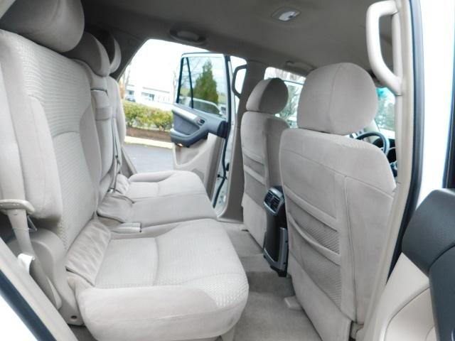 "2004 Toyota 4Runner SR5 SPORT 4X4 6CYL 3RD ROW SEAT LIFTED 33 "" MUD - Photo 18 - Portland, OR 97217"