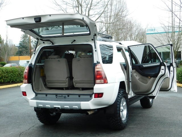 "2004 Toyota 4Runner SR5 SPORT 4X4 6CYL 3RD ROW SEAT LIFTED 33 "" MUD - Photo 29 - Portland, OR 97217"