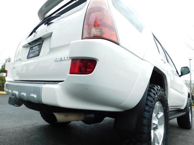 "2004 Toyota 4Runner SR5 SPORT 4X4 6CYL 3RD ROW SEAT LIFTED 33 "" MUD - Photo 41 - Portland, OR 97217"