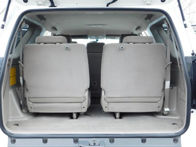 "2004 Toyota 4Runner SR5 SPORT 4X4 6CYL 3RD ROW SEAT LIFTED 33 "" MUD - Photo 27 - Portland, OR 97217"