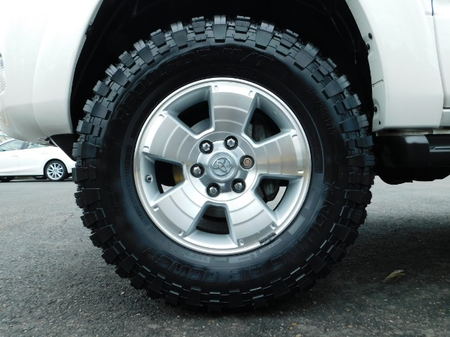 "2004 Toyota 4Runner SR5 SPORT 4X4 6CYL 3RD ROW SEAT LIFTED 33 "" MUD - Photo 40 - Portland, OR 97217"