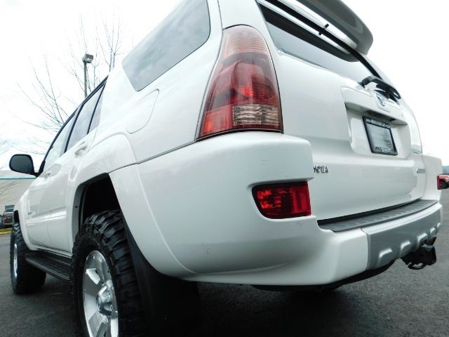 "2004 Toyota 4Runner SR5 SPORT 4X4 6CYL 3RD ROW SEAT LIFTED 33 "" MUD - Photo 22 - Portland, OR 97217"