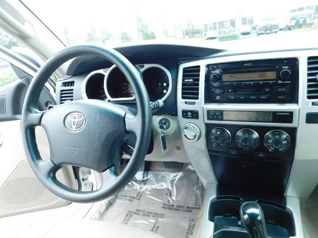 "2004 Toyota 4Runner SR5 SPORT 4X4 6CYL 3RD ROW SEAT LIFTED 33 "" MUD - Photo 20 - Portland, OR 97217"