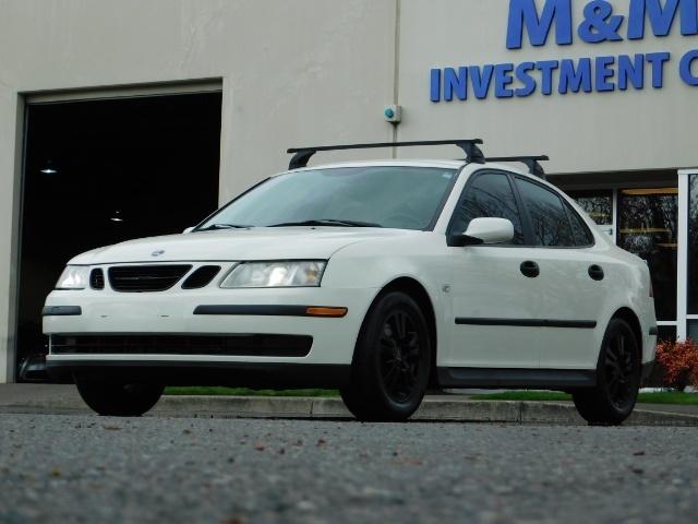 2005 Saab 9-3 Linear Sedan / 4-Cyl 2.0 / TURBO / 5-SPEED MANUAL - Photo 1 - Portland, OR 97217