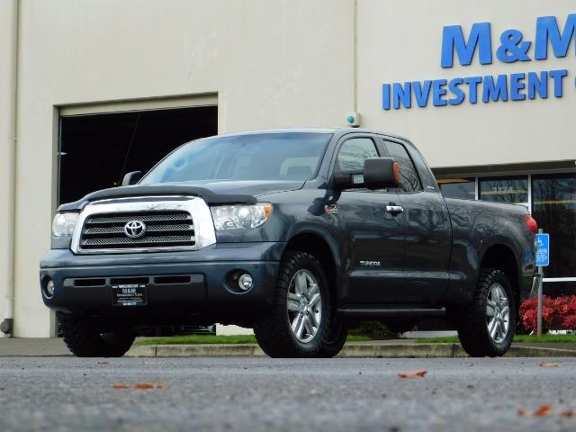 2008 Toyota Tundra Limited 4WD 5.7 1-OWNER / NEW TIRES /SERVICE RECOR - Photo 41 - Portland, OR 97217