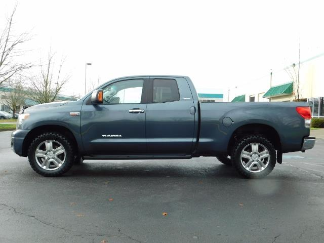 2008 Toyota Tundra Limited 4WD 5.7 1-OWNER / NEW TIRES /SERVICE RECOR - Photo 4 - Portland, OR 97217