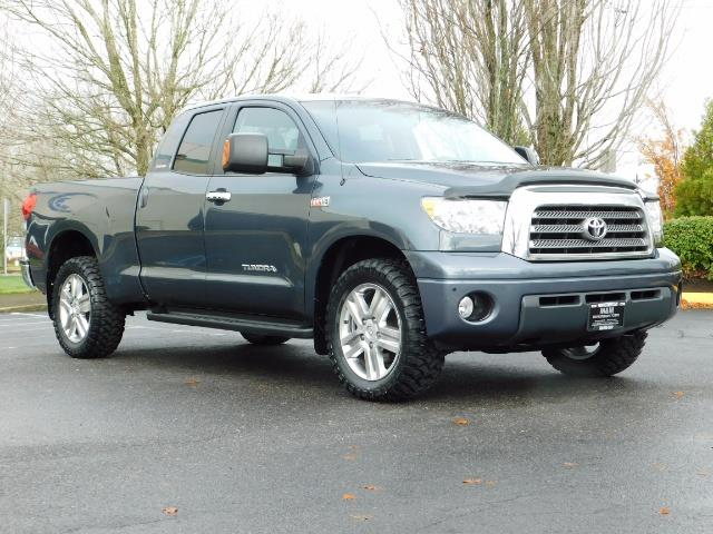 2008 Toyota Tundra Limited 4WD 5.7 1-OWNER / NEW TIRES /SERVICE RECOR - Photo 2 - Portland, OR 97217