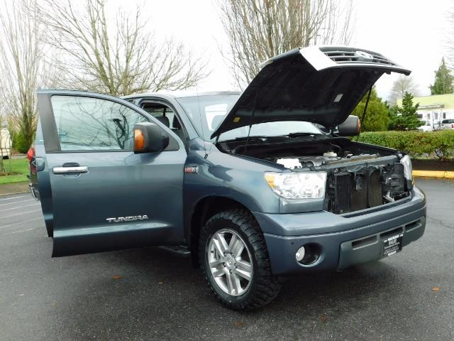 2008 Toyota Tundra Limited 4WD 5.7 1-OWNER / NEW TIRES /SERVICE RECOR - Photo 30 - Portland, OR 97217