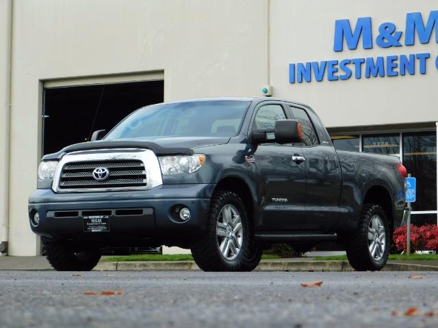 2008 Toyota Tundra Limited 4WD 5.7 1-OWNER / NEW TIRES /SERVICE RECOR - Photo 40 - Portland, OR 97217