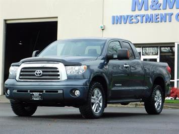 2008 Toyota Tundra Limited 4WD 5.7 1-OWNER / NEW TIRES /SERVICE RECOR Truck