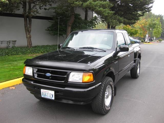 1997 ford ranger splash. Black Bedroom Furniture Sets. Home Design Ideas