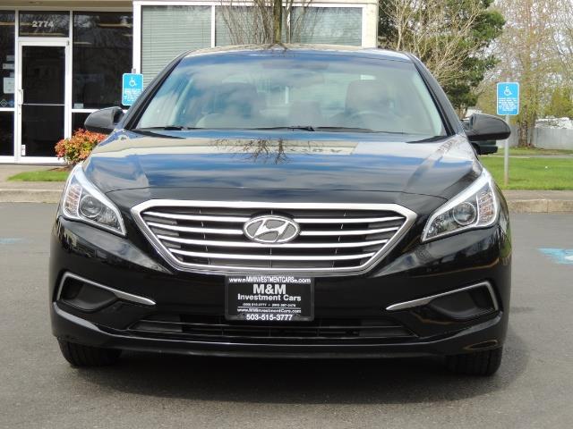 2016 Hyundai Sonata SE / Sedan / Back up camera / Factory Warranty - Photo 5 - Portland, OR 97217