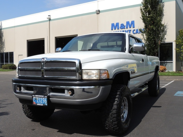 1997 dodge ram 2500 laramie slt 4x4 5 9l diesel 12 valve lifted. Black Bedroom Furniture Sets. Home Design Ideas