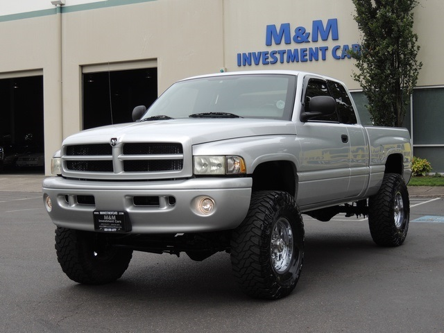 2002 dodge ram 2500 slt sport 4x4 5 9l diesel lifted lifted. Black Bedroom Furniture Sets. Home Design Ideas
