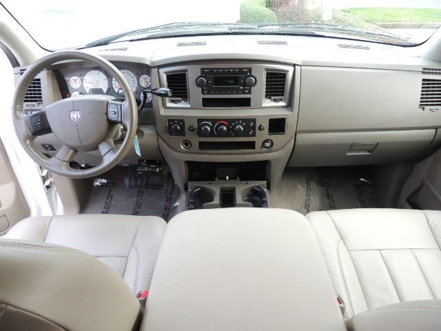 2006 Dodge Ram 3500 SLT / 4X4 / 5.9L CUMMINS DIESEL / LEATHER / DUALLY - Photo 19 - Portland, OR 97217