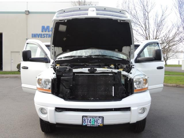 2006 Dodge Ram 3500 SLT / 4X4 / 5.9L CUMMINS DIESEL / LEATHER / DUALLY - Photo 34 - Portland, OR 97217