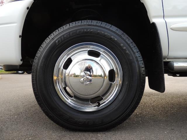 2006 Dodge Ram 3500 SLT / 4X4 / 5.9L CUMMINS DIESEL / LEATHER / DUALLY - Photo 23 - Portland, OR 97217