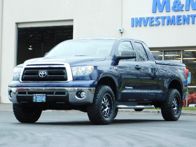 2010 Toyota Tundra Double Cab / 4WD / 5.7L / TRD OFF ROAD  Package - Photo 1 - Portland, OR 97217