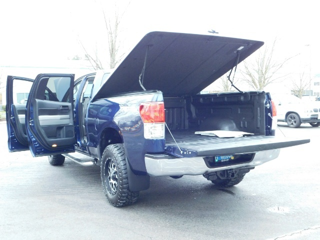 2010 Toyota Tundra Double Cab / 4WD / 5.7L / TRD OFF ROAD  Package - Photo 23 - Portland, OR 97217
