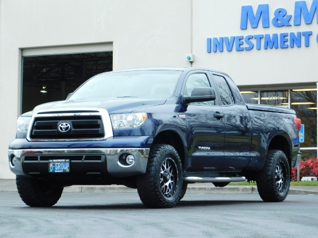 2010 Toyota Tundra Double Cab / 4WD / 5.7L / TRD OFF ROAD  Package - Photo 36 - Portland, OR 97217