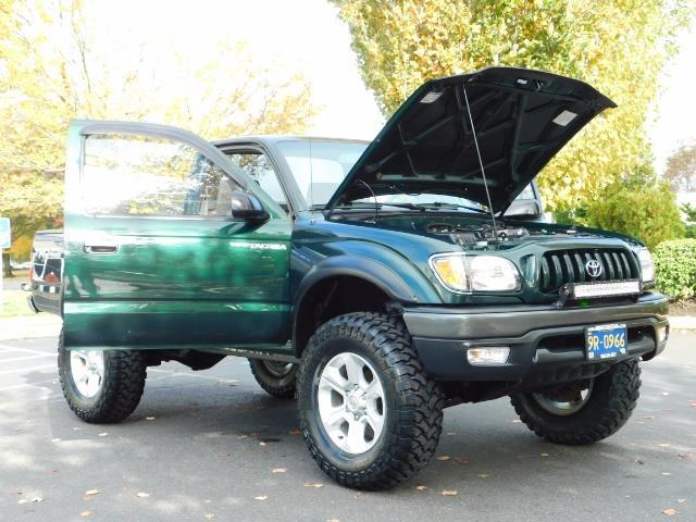 2001 Toyota Tacoma 2dr Standard Cab / 4X4 / 5 Speed Manual / LIFTED ! - Photo 29 - Portland, OR 97217