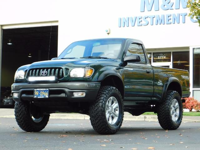 2001 Toyota Tacoma 2dr Standard Cab / 4X4 / 5 Speed Manual / LIFTED ! - Photo 36 - Portland, OR 97217