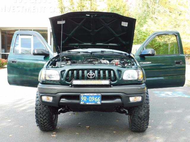 2001 Toyota Tacoma 2dr Standard Cab / 4X4 / 5 Speed Manual / LIFTED ! - Photo 30 - Portland, OR 97217