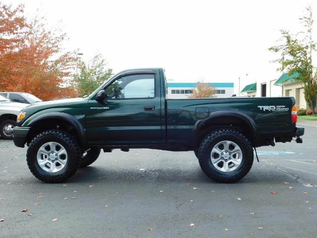 2001 Toyota Tacoma 4X4 / 5 Speed Manual / NEW LIFT / NEW TRIES - Photo 3 - Portland, OR 97217