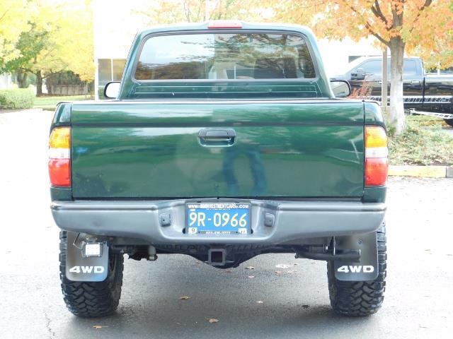 2001 Toyota Tacoma 2dr Standard Cab / 4X4 / 5 Speed Manual / LIFTED ! - Photo 7 - Portland, OR 97217