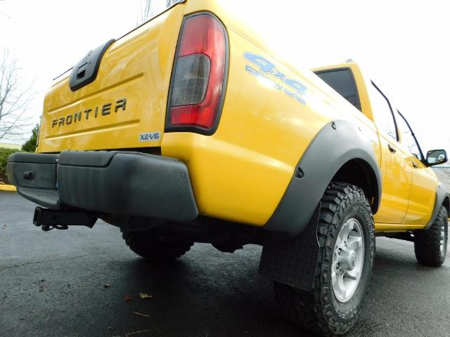 2001 Nissan Frontier XE 4-dr / OFF ROAD 4X4 / Crew Cab / V6 / MANUAL !! - Photo 11 - Portland, OR 97217