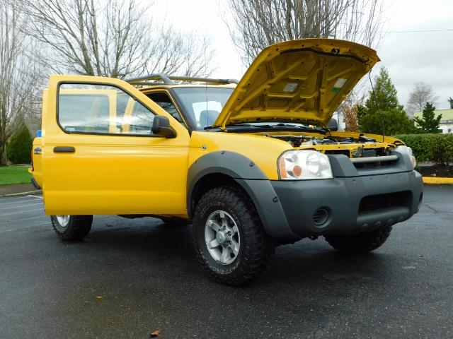 2001 Nissan Frontier XE 4-dr / OFF ROAD 4X4 / Crew Cab / V6 / MANUAL !! - Photo 32 - Portland, OR 97217