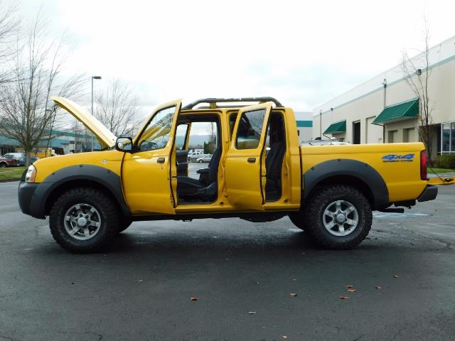 2001 Nissan Frontier XE 4-dr / OFF ROAD 4X4 / Crew Cab / V6 / MANUAL !! - Photo 21 - Portland, OR 97217