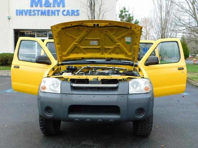 2001 Nissan Frontier XE 4-dr / OFF ROAD 4X4 / Crew Cab / V6 / MANUAL !! - Photo 33 - Portland, OR 97217