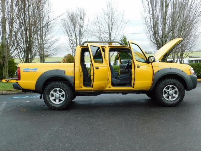 2001 Nissan Frontier XE 4-dr / OFF ROAD 4X4 / Crew Cab / V6 / MANUAL !! - Photo 22 - Portland, OR 97217