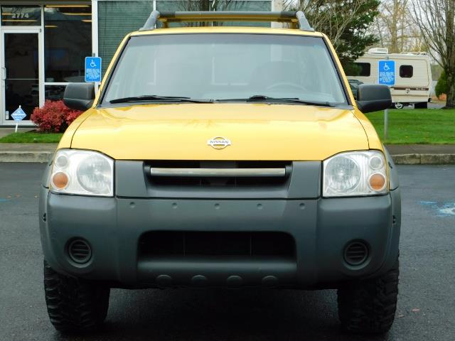 2001 Nissan Frontier XE 4-dr / OFF ROAD 4X4 / Crew Cab / V6 / MANUAL !! - Photo 5 - Portland, OR 97217