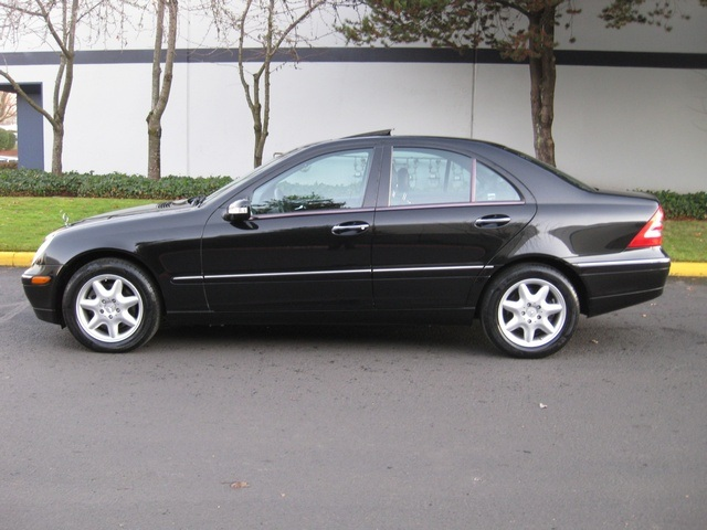 2003 Mercedes Benz C240 4MATIC 4WD   Photo 2   Portland, OR 97217