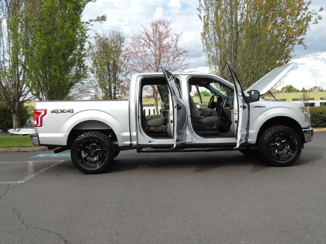 2016 Ford F-150 XLT / 4X4 / Crew Cab / 8Cyl / 18K MILES/ LIFTED - Photo 29 - Portland, OR 97217