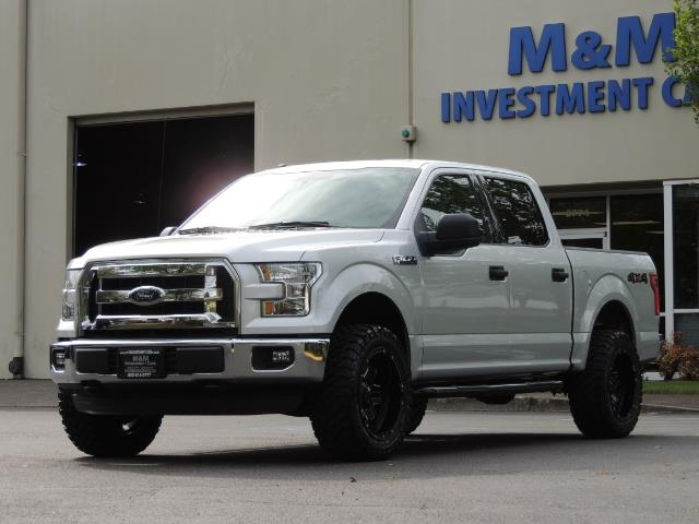 2016 Ford F-150 XLT / 4X4 / Crew Cab / 8Cyl / 18K MILES/ LIFTED - Photo 46 - Portland, OR 97217