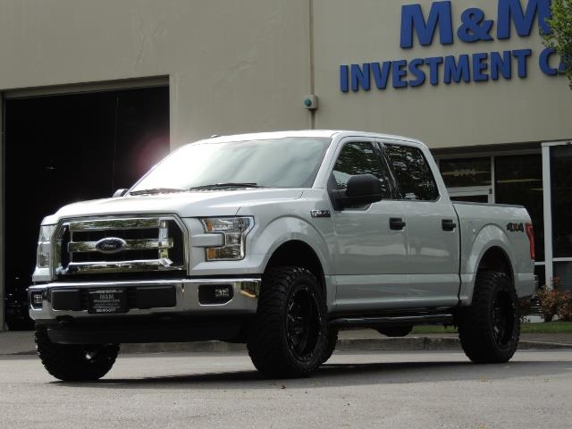 2016 Ford F-150 XLT / 4X4 / Crew Cab / 8Cyl / 18K MILES/ LIFTED - Photo 42 - Portland, OR 97217