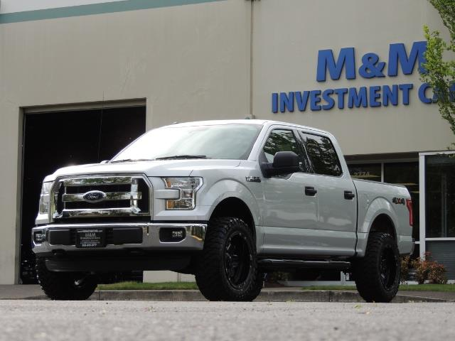 2016 Ford F-150 XLT / 4X4 / Crew Cab / 8Cyl / 18K MILES/ LIFTED - Photo 47 - Portland, OR 97217