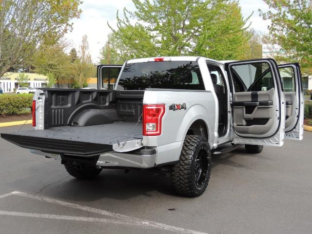 2016 Ford F-150 XLT / 4X4 / Crew Cab / 8Cyl / 18K MILES/ LIFTED - Photo 28 - Portland, OR 97217