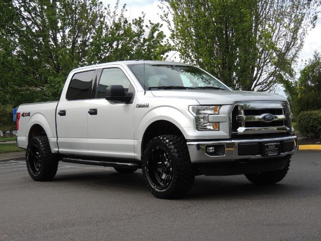 2016 Ford F-150 XLT / 4X4 / Crew Cab / 8Cyl / 18K MILES/ LIFTED - Photo 2 - Portland, OR 97217