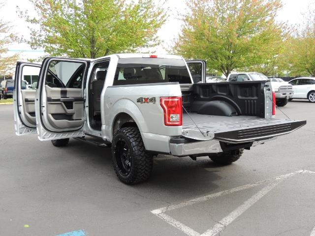 2016 Ford F-150 XLT / 4X4 / Crew Cab / 8Cyl / 18K MILES/ LIFTED - Photo 27 - Portland, OR 97217