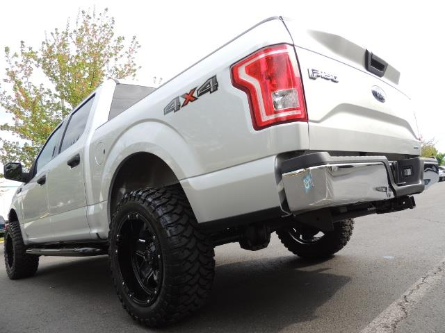 2016 Ford F-150 XLT / 4X4 / Crew Cab / 8Cyl / 18K MILES/ LIFTED - Photo 11 - Portland, OR 97217