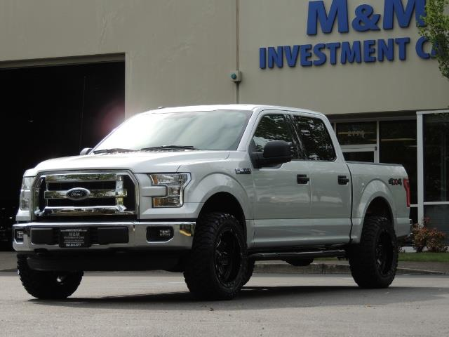 2016 Ford F-150 XLT / 4X4 / Crew Cab / 8Cyl / 18K MILES/ LIFTED - Photo 43 - Portland, OR 97217